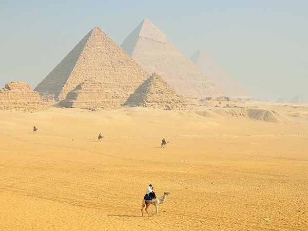 billiga flyg till kairo